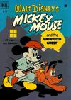 Cover for Four Color (Dell, 1942 series) #286 - Walt Disney's Mickey Mouse in The Uninvited Guest