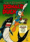 Cover for Four Color (Dell, 1942 series) #291 - Walt Disney's Donald Duck in The Magic Hourglass