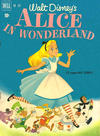 Cover for Four Color (Dell, 1942 series) #331 - Walt Disney's Alice in Wonderland