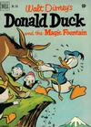 Cover for Four Color (Dell, 1942 series) #339 - Donald Duck and the Magic Fountain