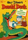 Cover for Four Color (Dell, 1942 series) #348 - Walt Disney's Donald Duck The Crocodile Collector