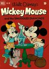 Cover for Four Color (Dell, 1942 series) #362 - Walt Disney's Mickey Mouse and the Smuggled Diamonds