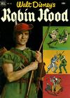 Cover for Four Color (Dell, 1942 series) #413 - Walt Disney's Robin Hood