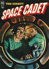Cover for Four Color (Dell, 1942 series) #421 - Tom Corbett, Space Cadet