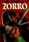 Cover for Four Color (Dell, 1942 series) #425 - The Return of Zorro