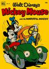Cover for Four Color (Dell, 1942 series) #427 - Walt Disney's Mickey Mouse and the Wonderful Whizzix