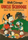 Cover for Four Color (Dell, 1942 series) #456 - Walt Disney's Uncle Scrooge, Back to the Klondike
