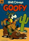 Cover for Four Color (Dell, 1942 series) #468 - Walt Disney's Goofy