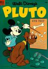 Cover for Four Color (Dell, 1942 series) #509 - Walt Disney's Pluto