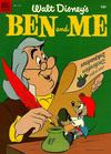 Cover for Four Color (Dell, 1942 series) #539 - Walt Disney's Ben and Me