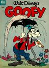 Cover for Four Color (Dell, 1942 series) #562 - Walt Disney's Goofy
