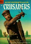 Cover for Four Color (Dell, 1942 series) #588 - King Richard and the Crusaders