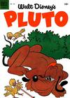 Cover for Four Color (Dell, 1942 series) #595 - Walt Disney's Pluto