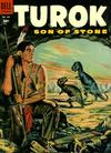 Cover for Four Color (Dell, 1942 series) #596 - Turok Son of Stone