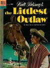 Cover for Four Color (Dell, 1942 series) #609 - Walt Disney's The Littlest Outlaw