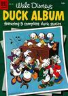 Cover for Four Color (Dell, 1942 series) #611 - Walt Disney's Duck Album