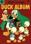Cover for Four Color (Dell, 1942 series) #649 - Walt Disney's Duck Album