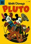 Cover for Four Color (Dell, 1942 series) #654 - Walt Disney's Pluto