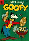 Cover for Four Color (Dell, 1942 series) #658 - Walt Disney's Goofy