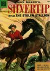 Cover for Four Color (Dell, 1942 series) #667 - Max Brand's Silvertip and the Stolen Stallion