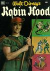 Cover for Four Color (Dell, 1942 series) #669 - Walt Disney's Robin Hood