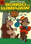 Cover for Four Color (Dell, 1942 series) #706 - Walt Disney's Bongo and Lumpjaw