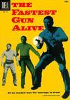 Cover for Four Color (Dell, 1942 series) #741 - The Fastest Gun Alive