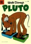 Cover for Four Color (Dell, 1942 series) #736 - Walt Disney's Pluto