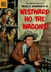 Cover for Four Color (Dell, 1942 series) #738 - Walt Disney's Westward Ho the Wagons!