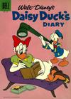 Cover for Four Color (Dell, 1942 series) #743 - Walt Disney's Daisy Duck's Diary