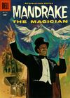 Cover for Four Color (Dell, 1942 series) #752 - Mandrake, the Magician