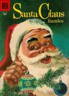 Cover for Four Color (Dell, 1942 series) #756 - Santa Claus Funnies
