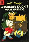 Cover for Four Color (Dell, 1942 series) #763 - Walt Disney's Grandma Duck's Farm Friends