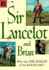 Cover for Four Color (Dell, 1942 series) #775 - Sir Lancelot and Brian