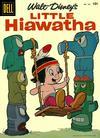 Cover for Four Color (Dell, 1942 series) #787 - Walt Disney's Little Hiawatha