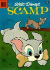 Cover Thumbnail for Four Color (1942 series) #806 - Walt Disney's Scamp