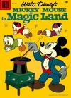Cover for Four Color (Dell, 1942 series) #819 - Walt Disney's Mickey Mouse in Magic Land