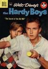 Cover for Four Color (Dell, 1942 series) #830 - Walt Disney's The Hardy Boys
