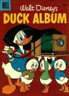 Cover Thumbnail for Four Color (1942 series) #840 - Walt Disney's Duck Album