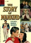 Cover for Four Color (Dell, 1942 series) #851 - The Story of Mankind