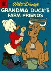Cover for Four Color (Dell, 1942 series) #873 - Walt Disney's Grandma Duck's Farm Friends