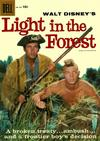 Cover for Four Color (Dell, 1942 series) #891 - Walt Disney's Light in the Forest