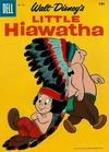 Cover for Four Color (Dell, 1942 series) #901 - Walt Disney's Little Hiawatha