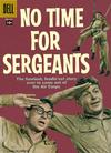 Cover for Four Color (Dell, 1942 series) #914 - No Time for Sergeants