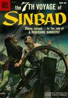 Cover for Four Color (Dell, 1942 series) #944 - The 7th Voyage of Sinbad