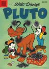 Cover for Four Color (Dell, 1942 series) #941 - Walt Disney's Pluto