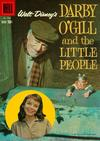 Cover for Four Color (Dell, 1942 series) #1024 - Walt Disney's Darby O'Gill and the Little People
