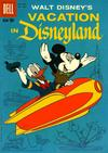 Cover for Four Color (Dell, 1942 series) #1025 - Walt Disney's Vacation in Disneyland