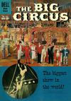 Cover for Four Color (Dell, 1942 series) #1036 - The Big Circus