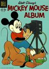 Cover for Four Color (Dell, 1942 series) #1057 - Walt Disney's Mickey Mouse Album